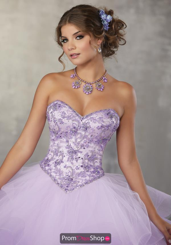Vizcaya Quinceanera Sweetheart Corset Ball Gown 89166