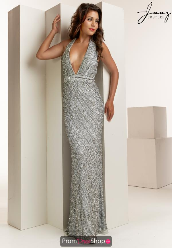 Jasz Couture Sexy Fitted Dress 1405