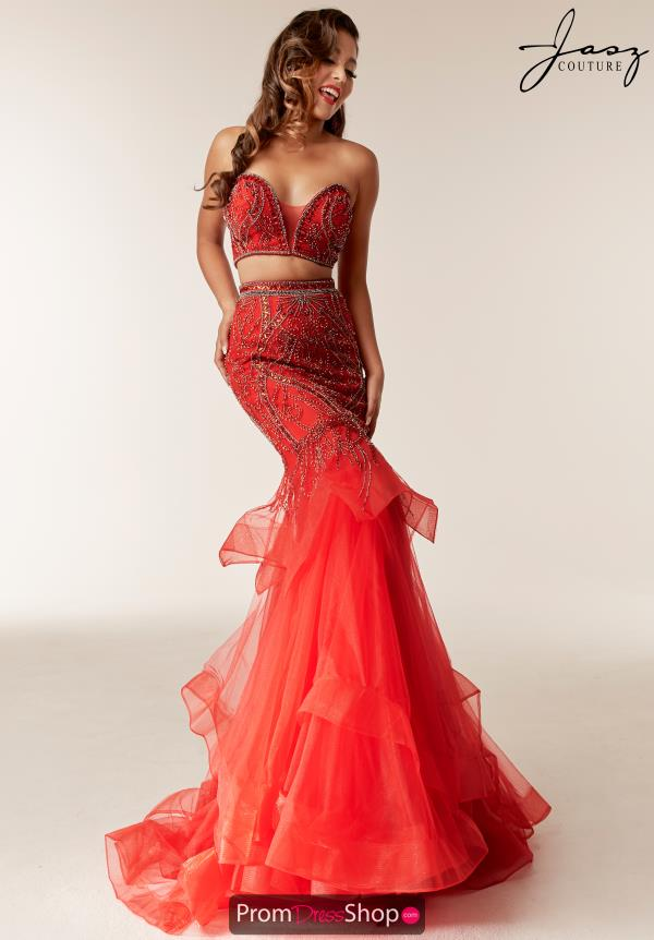 Jasz Couture Sexy Mermaid Dress 6242