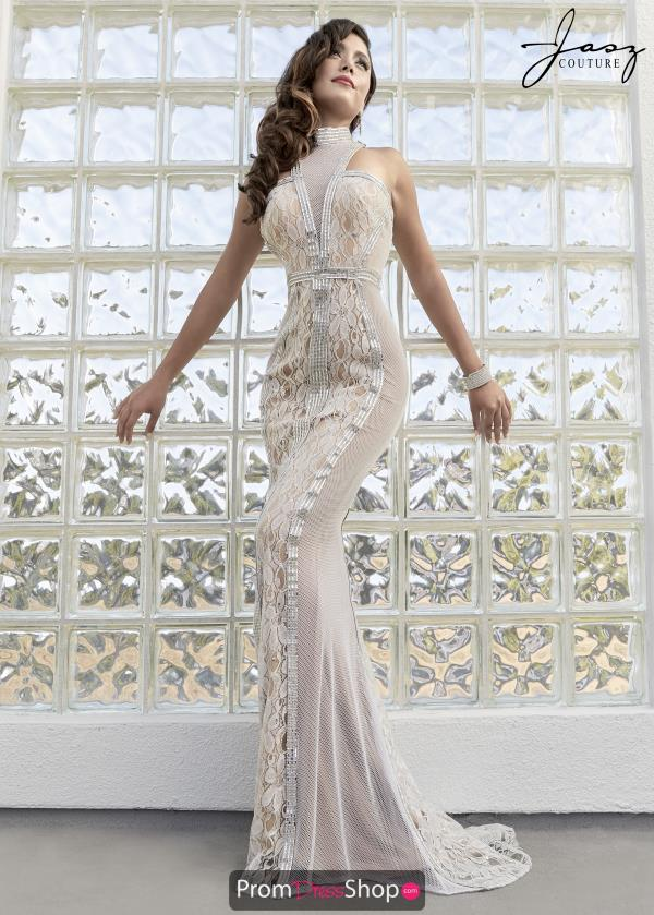Jasz Couture Beaded Long Dress 6294