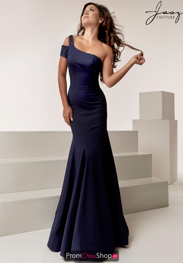 Jasz Couture Cap Sleeve Fitted Dress 6303