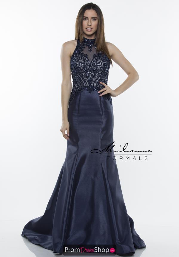 1b26ac1024 Milano Formals Dress E2426