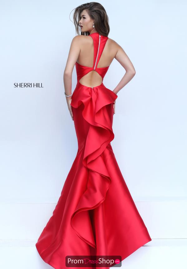 Sherri Hill Dress 50195 | PromDressShop.com