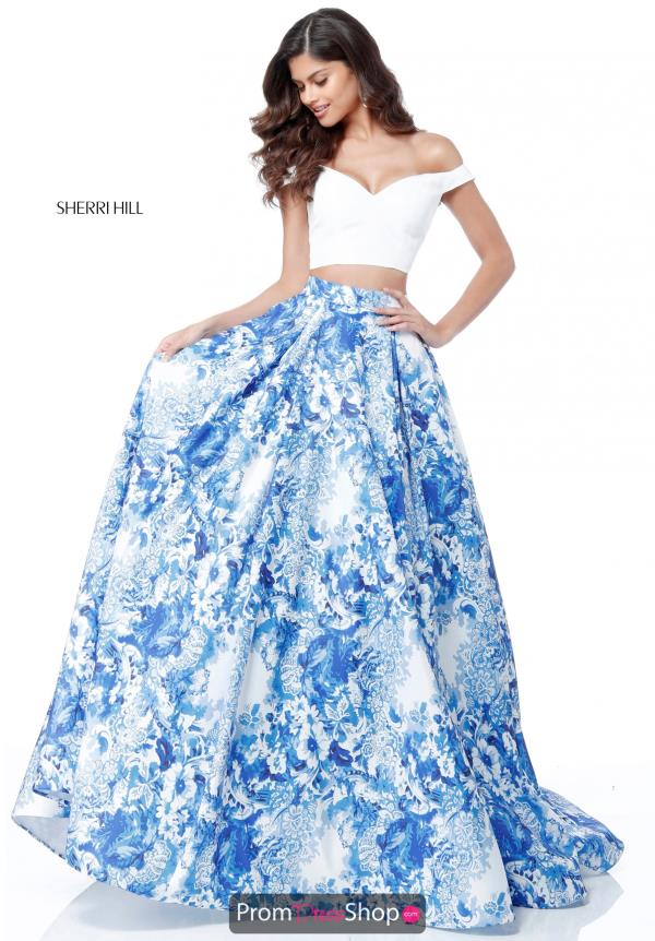 Sherri Hill Dress 51680  ee772667a