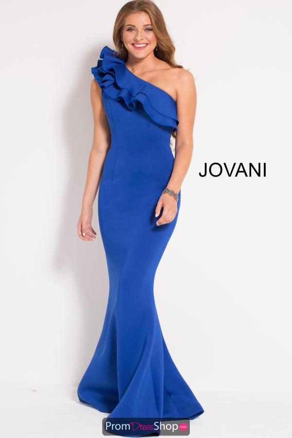 Jovani Long Fitted Dress 50640