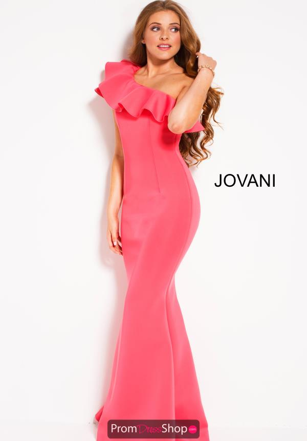 Jovani Long Fitted Dress 51274
