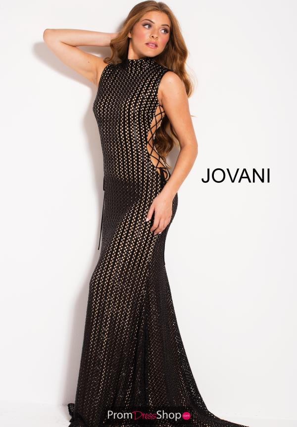 Jovani Long Fitted Dress 51307