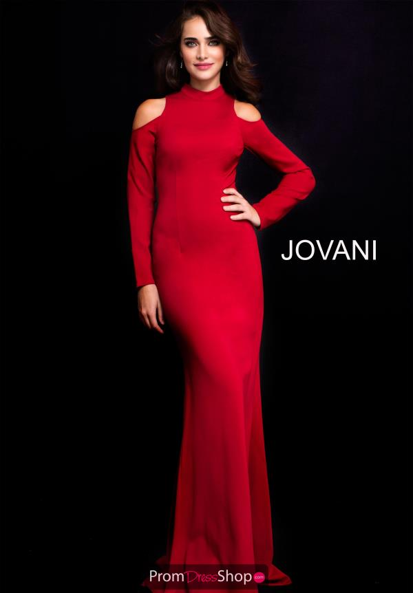 Jovani Long Fitted Dress 51698