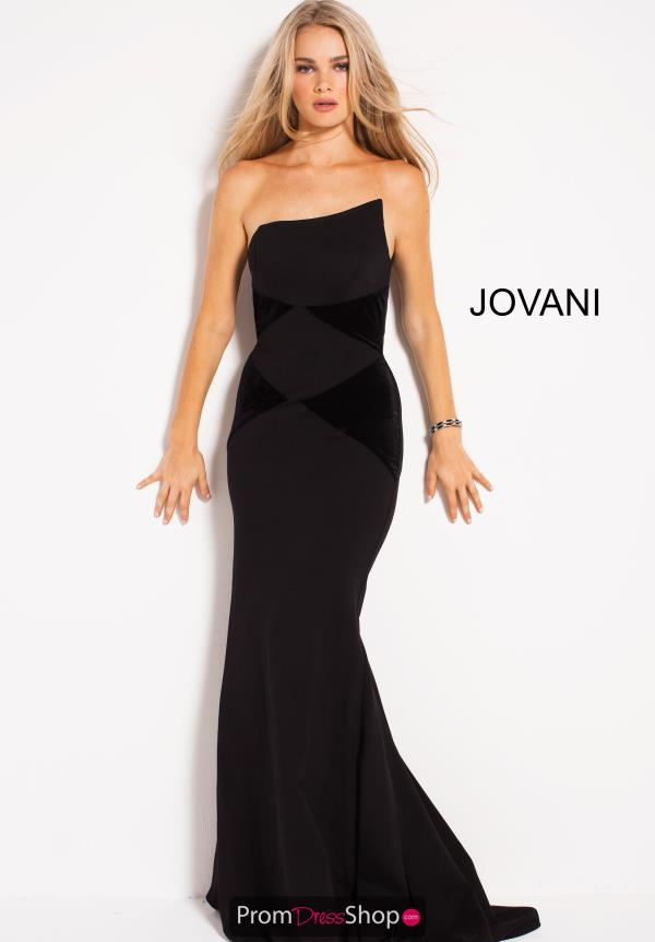Jovani Long Fitted Dress 52067