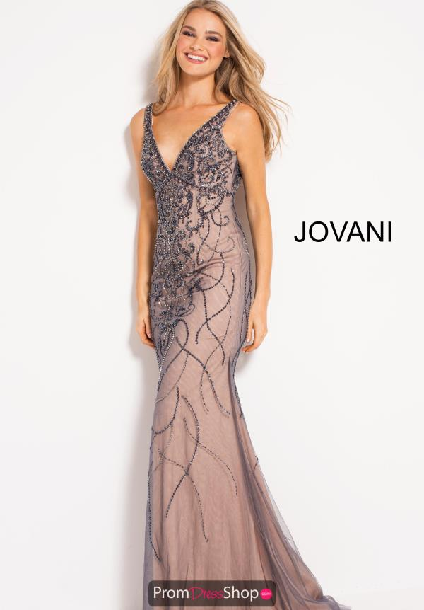 Jovani Long Fitted Dress 52121