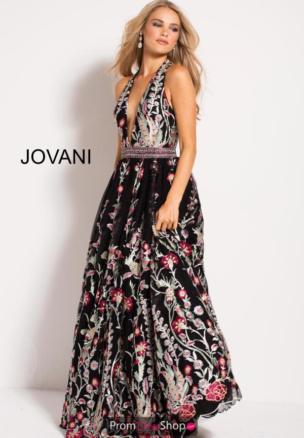Jovani Long A Line Dress 53100