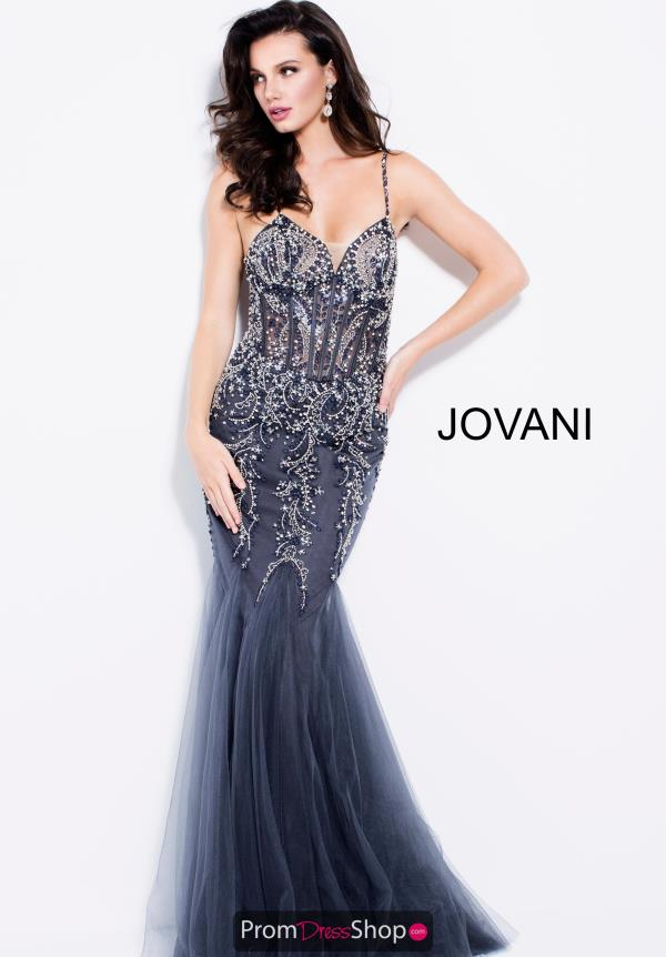 Jovani Lomg Mermaid Dress 53172
