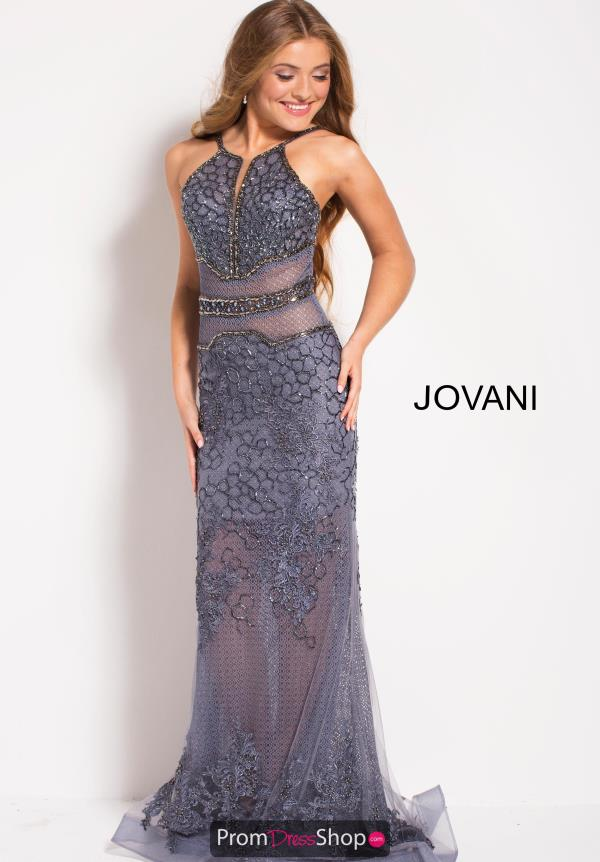 Jovani Long Fitted Dress 53397