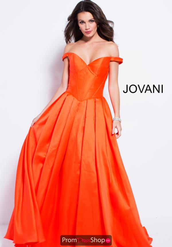 Jovani Long A Line Dress 54970