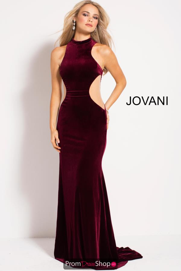 Jovani Long Fitted Dress 55005