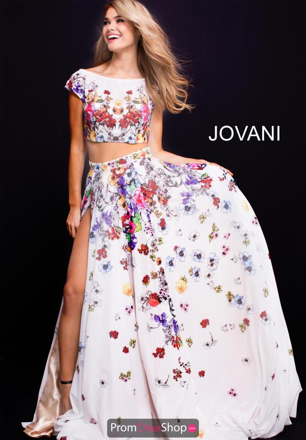 Jovani Long A Line Dress 55272