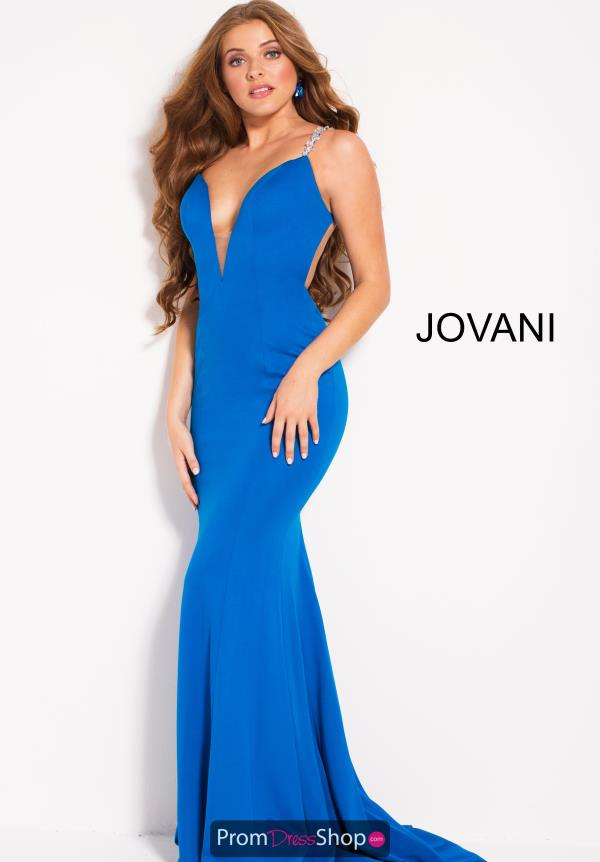 Jovani Long Dress 55286