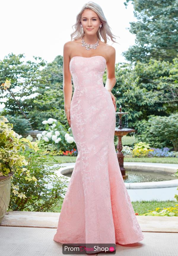 Clarisse Strapless Mermaid Dress 3415
