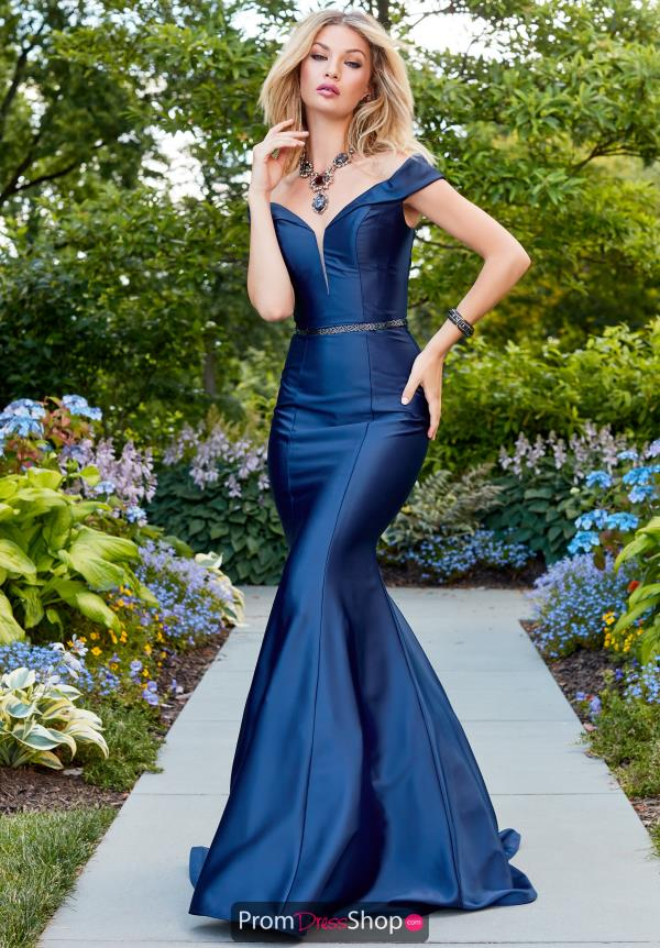 Clarisse Sweetheart Neckline Fitted Dress 3441