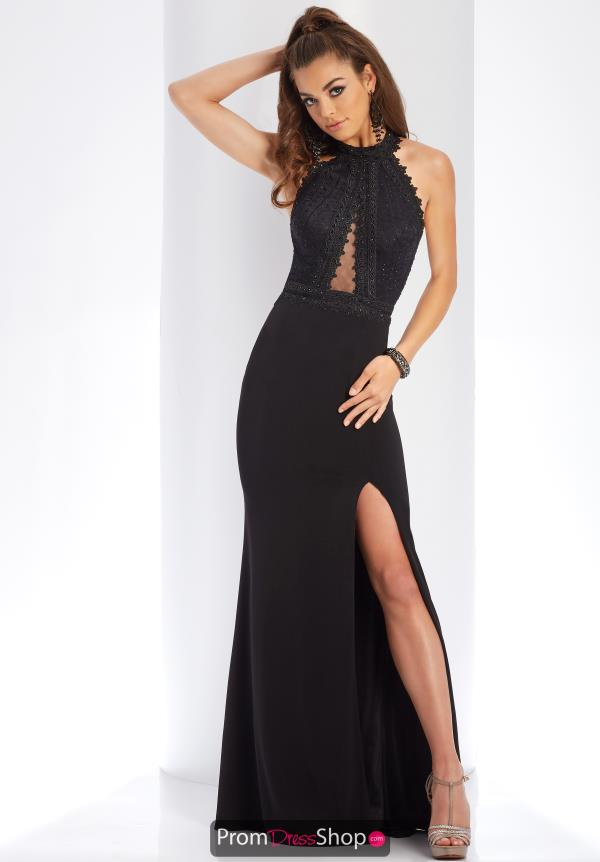 Clarisse Beaded Long Dress 3446