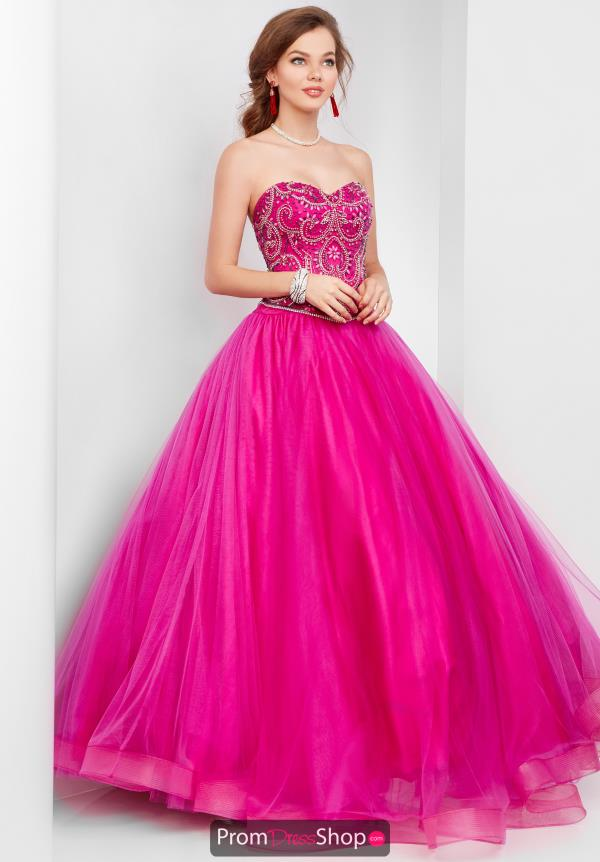 Clarisse Tulle Skirt Ball Gown 3551