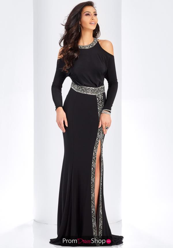 Clarisse Sleeved Fitted Dress 4946