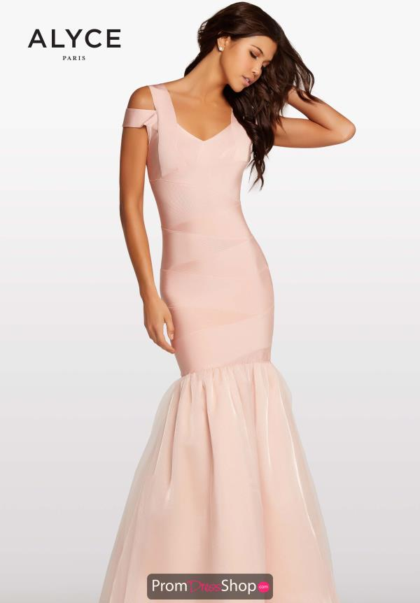 Kalani Hilliker Bandage Fitted Dress KP100-2