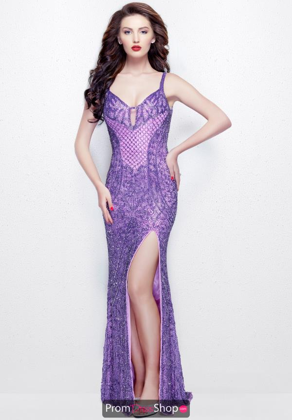 Primavera Long Sequins Dress 3040