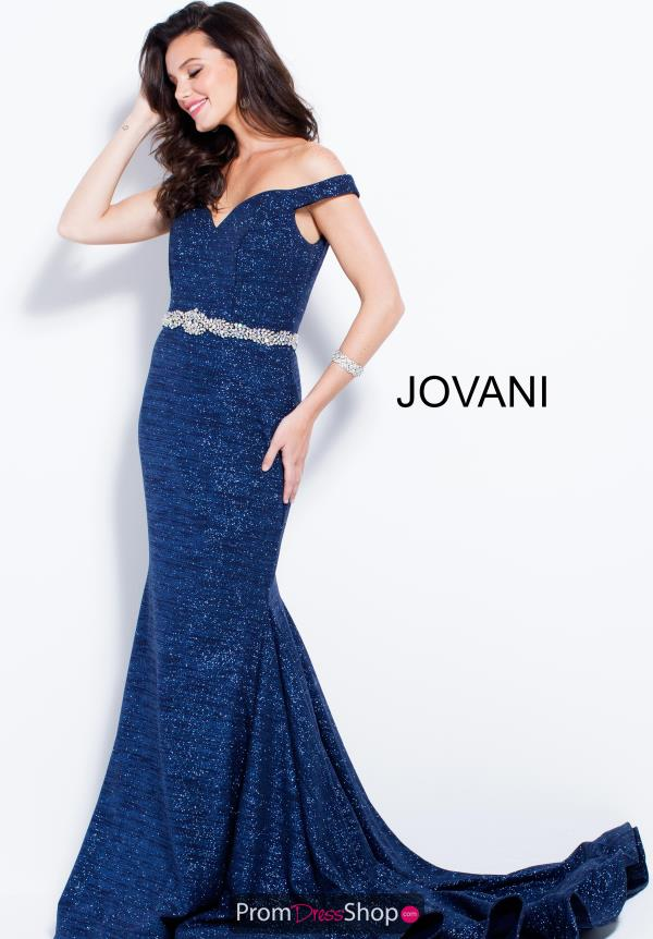 Jovani Long Fitted Dress 57267