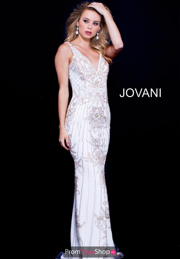 Jovani Long Fitted Dress 57533