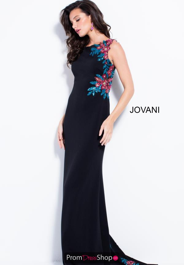 Jovani Fitted Long Dress 58030