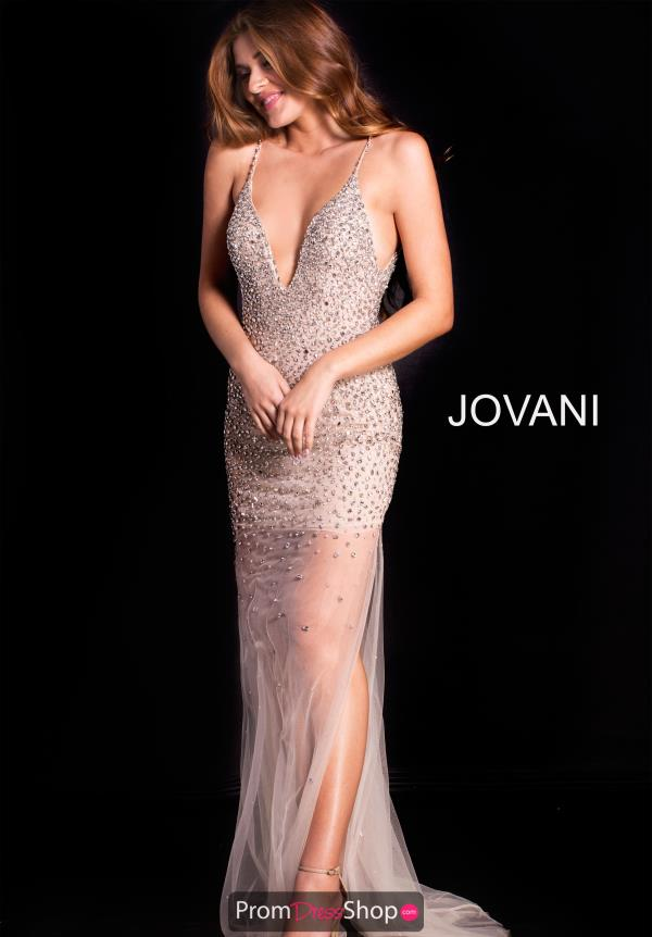 Jovani Long Fitted Dress 58559