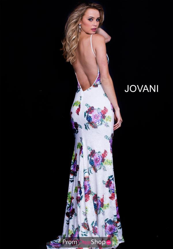 Jovani Long Fitted Dress 58645