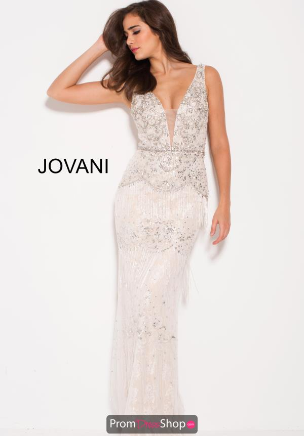 Jovani Long Fitted Dress 59116