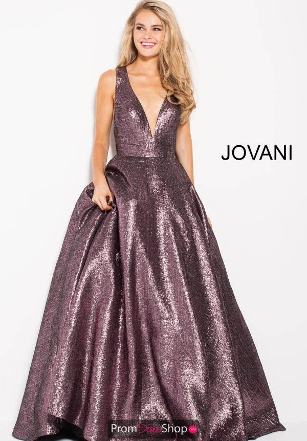 Jovani Long A Line Dress 59210