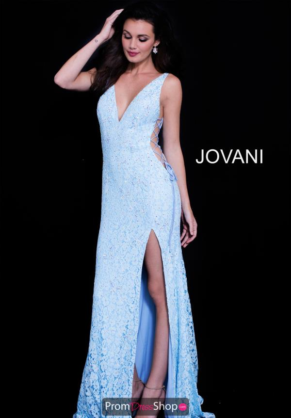 Jovani Long Fitted Dress 59668