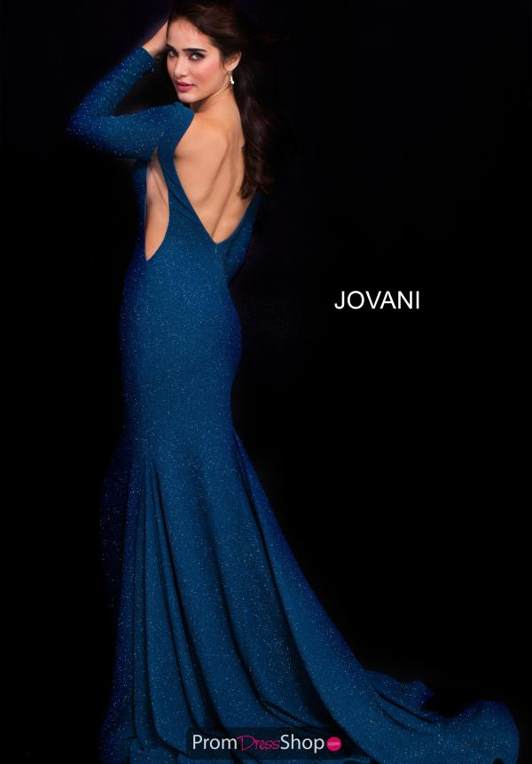 Jovani Long Fitted Dress 59700
