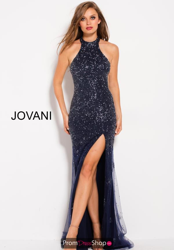 Jovani Long Fitted Dress 59819