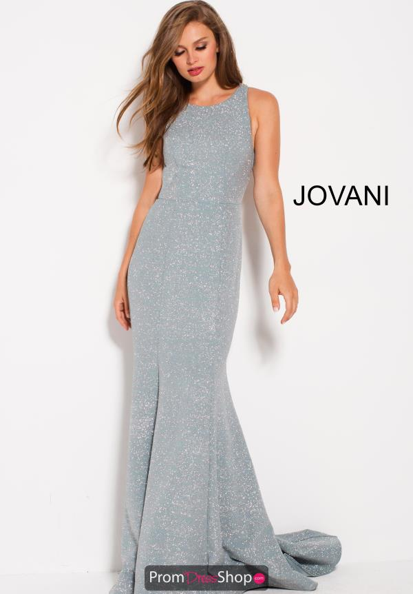 Jovani Long Fitted Dress 59886