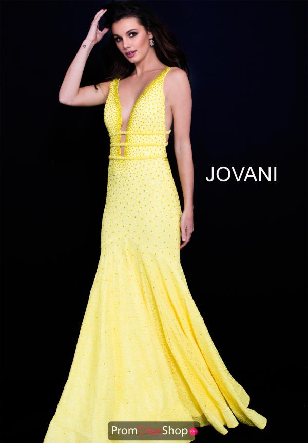 Jovani Fitted Long Dress 60191