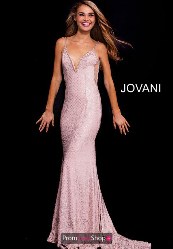 Jovani Long Fitted Dress 57897