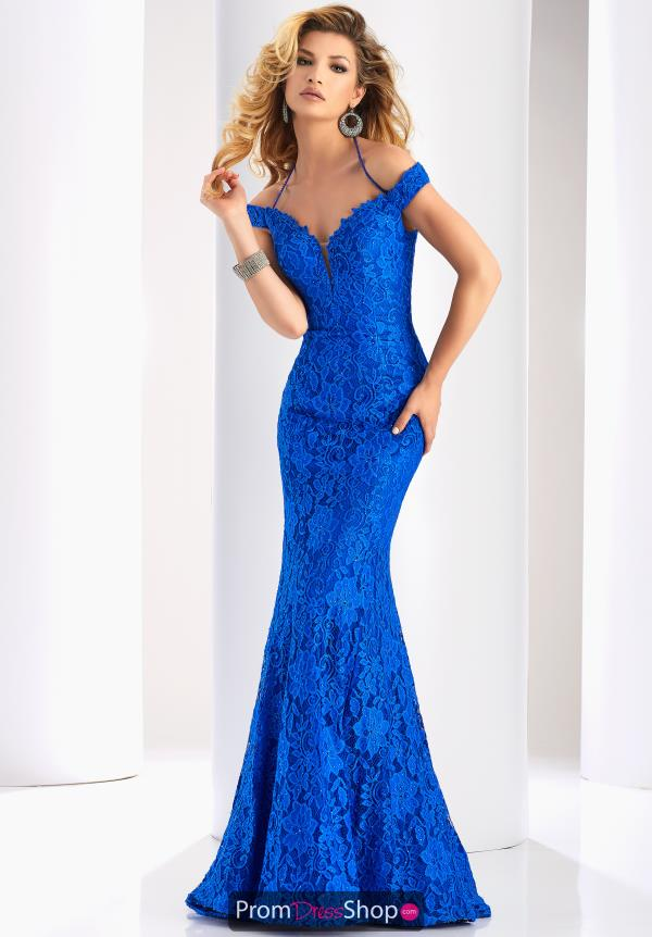 Clarisse Fitted Long Dress 4801