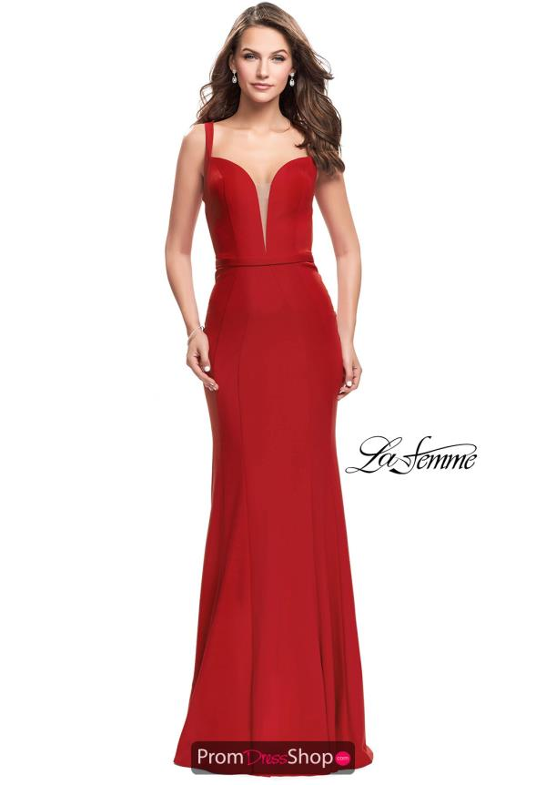 Gigi Fitted Open Back Dress 25964