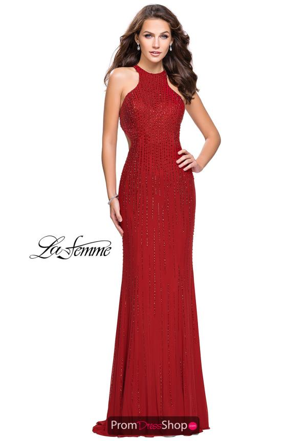 Gigi Beaded Halter Dress 26182
