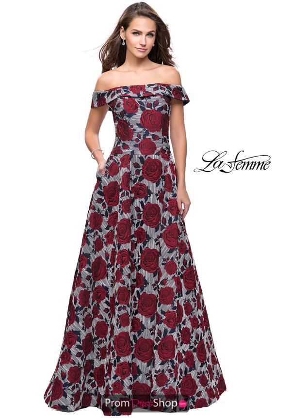 639a8de26a5 La Femme Dress 25790