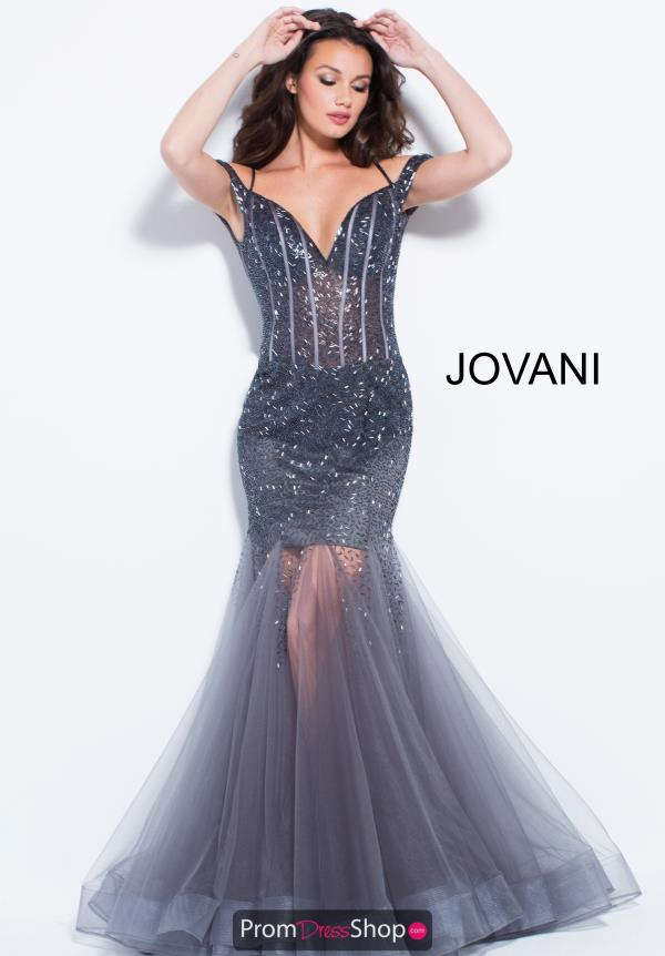 Jovani Long Mermaid Dress 59929