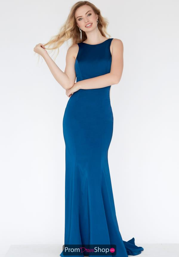 Jolene Fitted Long Dress E80031