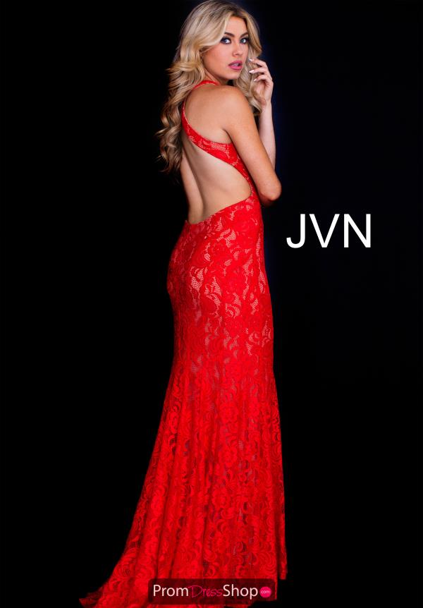 JVN by Jovani Fitted Long Dress JVN41875