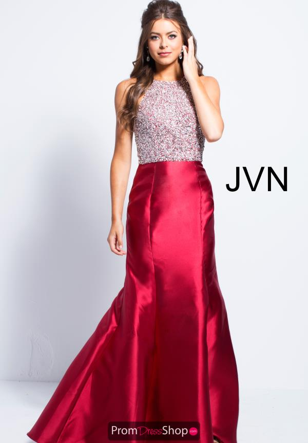 JVN by Jovani Beaded Mermaid Dress JVN57615