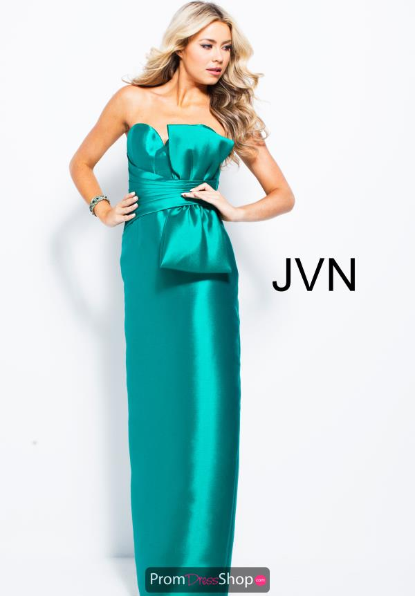 JVN by Jovani Long Fitted Dress JVN51457